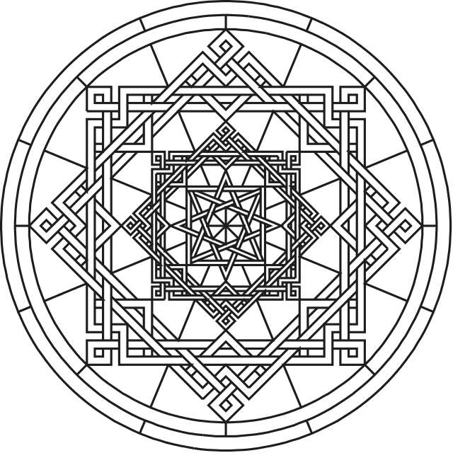 What Is A Mandala Archives Drawing Blog