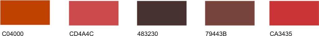 mahogany-color-chart