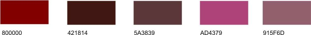shades-of-maroon