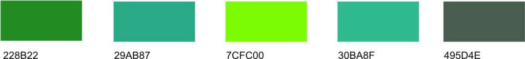 forest-green-color-code